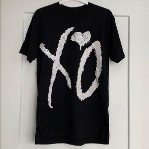 NWOT Weeknd XO Merch 100% Cotton T Shirt Size M